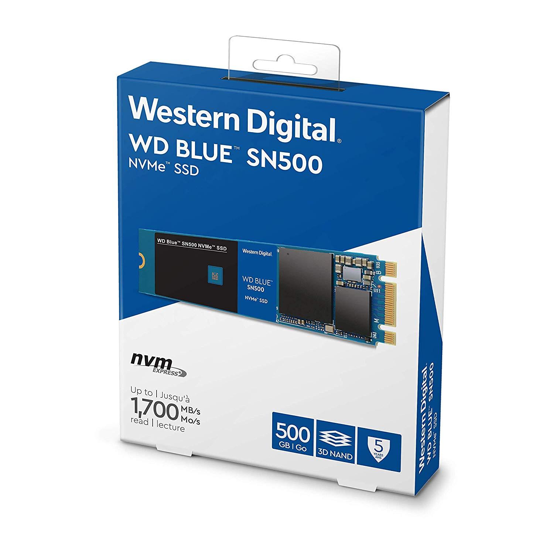 Western Digital Solid State Drive WDS500G1B0C 500GB WD ...