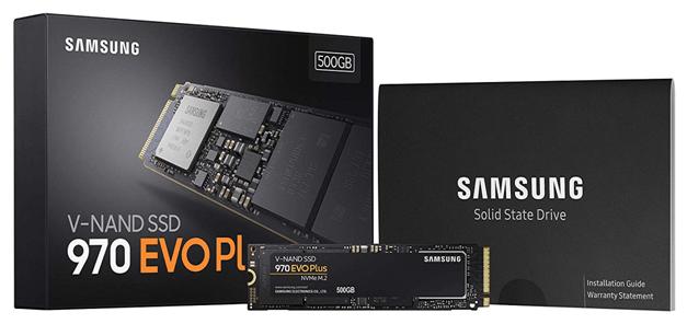 Samsung SSD MZ-V7S250B-AM 970 EVO PLUS 250GB NVMe M.2 PCI Express