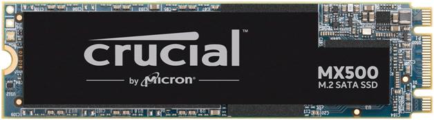 Crucial SSD CT250MX500SSD4 250GB MX500 M.2 2280 SSD